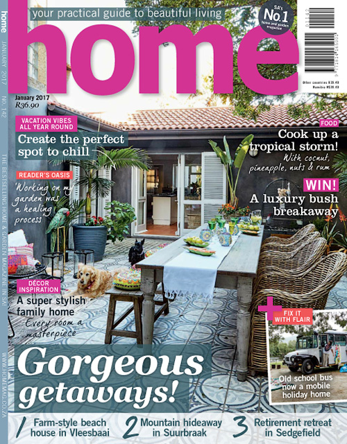 Home South Africa - January 2017