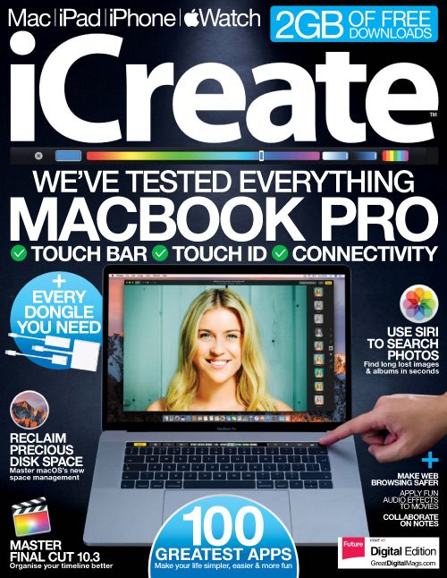 iCreate UK - Issue 167, 2016