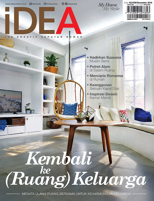 Idea Indonesia - Desember 2016