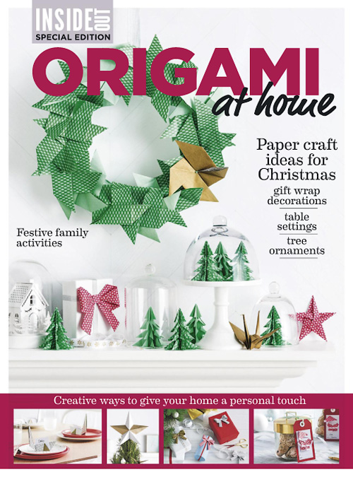 Inside Out Special - Origami at Home - Issue 2, 2016