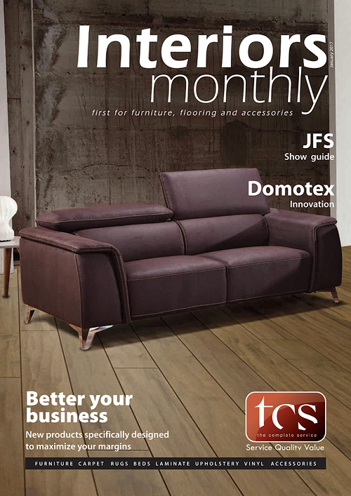 Interiors Monthly - January 2017