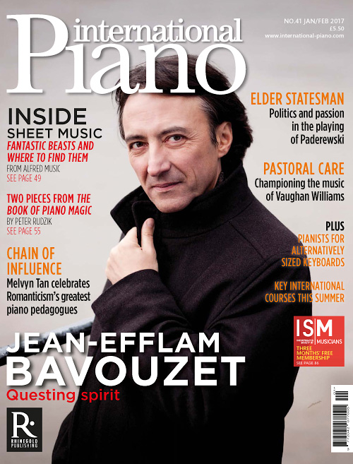 International Piano - January/February 2017