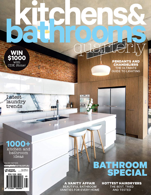 Kitchens & Bathrooms Quarterly - December 2016