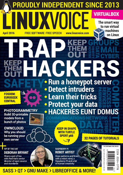 Linux Voice - April 2016