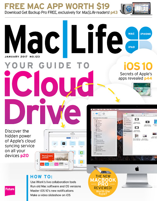 Mac Life UK - January 2017