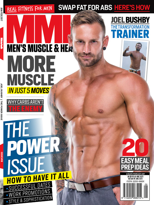 Men's Muscle & Health - January/February 2017