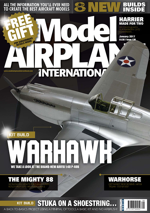 Model Airplane International - January 2017