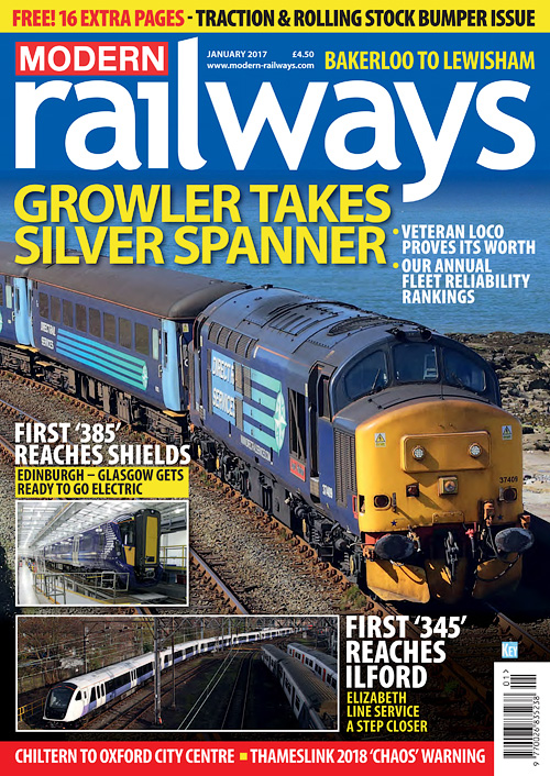 Modern Railways - January 2017