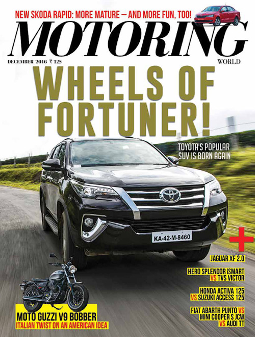 Motoring World - December 2016
