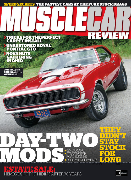 Muscle Car Review - January 2017
