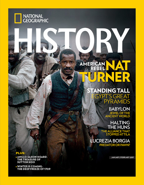 National Geographic History - January/February 2017
