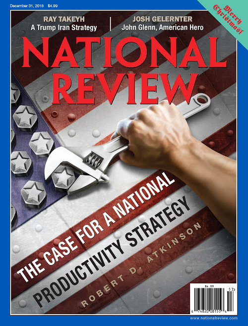 National Review - December 31, 2016