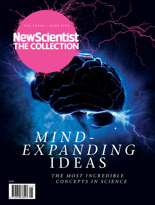 New Scientist The Collection - Volume 3 Issue 5 Mind-Expanding Ideas 2016