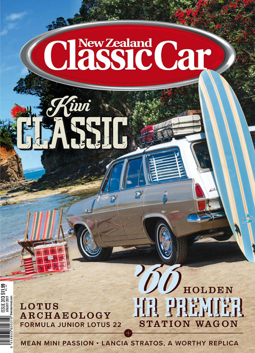 New Zealand Classic Car - January 2017