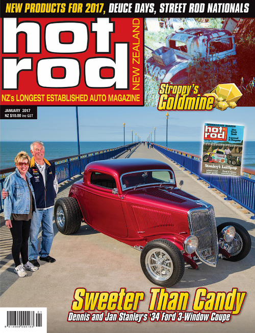 NZ Hot Rod - January 2017