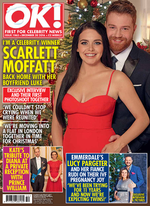 OK! Magazine UK - 20 December 2016