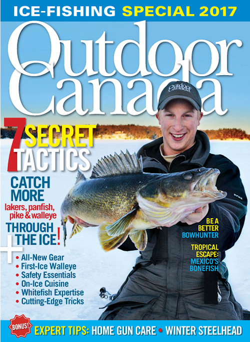 Outdoor Canada - Ice-Fishing Special 2017