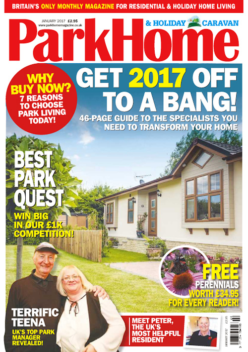 Park Home & Holiday Caravan - January 2017