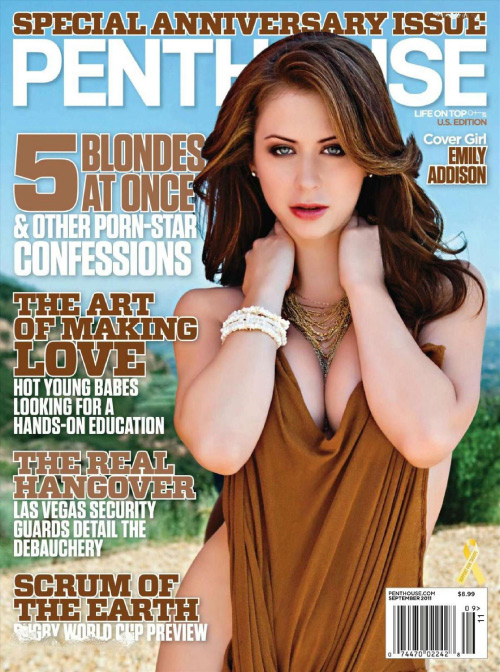 Penthouse USA - September 2011