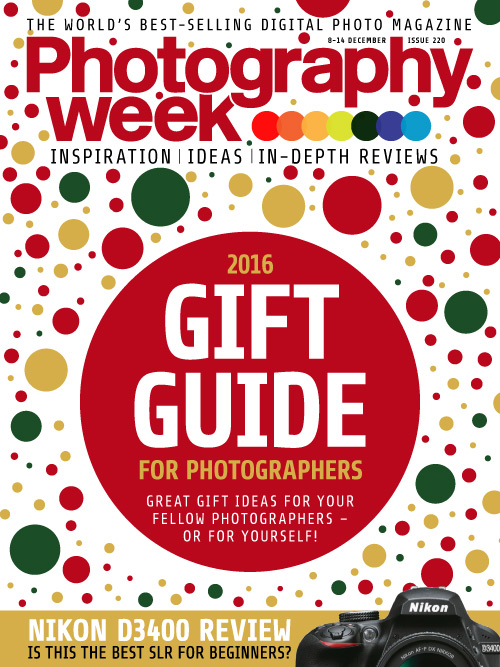 Photography Week - 8 December 2016