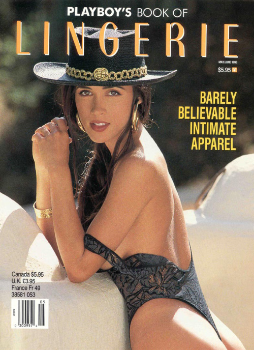 Playboys Lingerie - May/June 1993