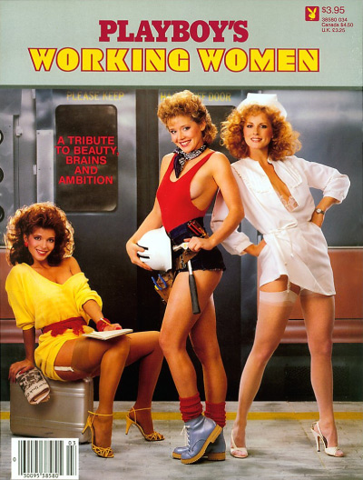 Playboy's Working Women 1984