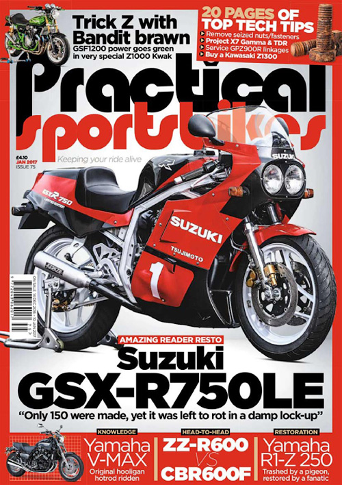 Practical Sportsbikes - January 2017
