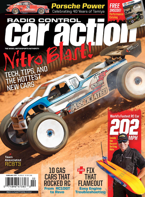 Radio Control Car Action - February 2017