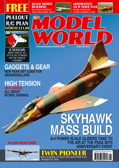 Radio Control Model World - January 2017