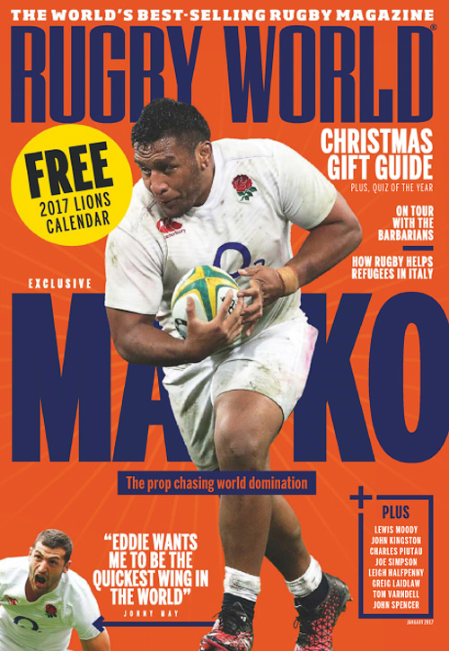 Rugby World - January 2017