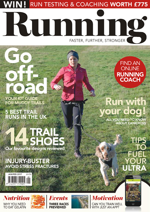 Running Fitness - January/February 2017