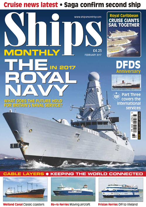 Ships Monthly - February 2017
