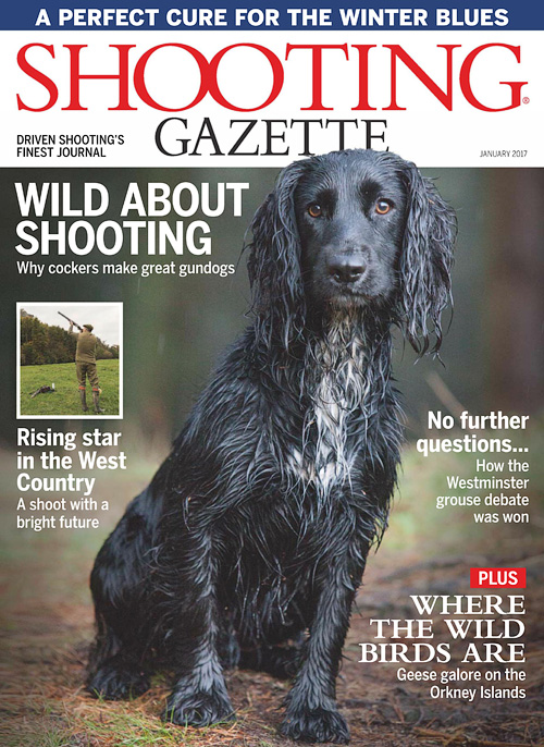 Shooting Gazette - January 2017