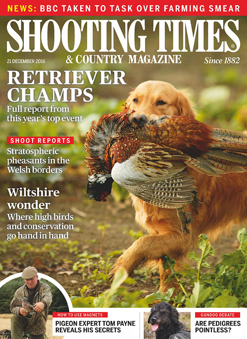 Shooting Times & Country - 21 December 2016