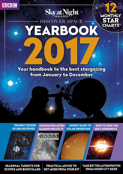 Sky at Night - Discover Space - Yearbook 2017