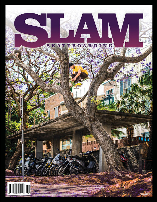 Slam Skateboarding - Summer 2016/2017