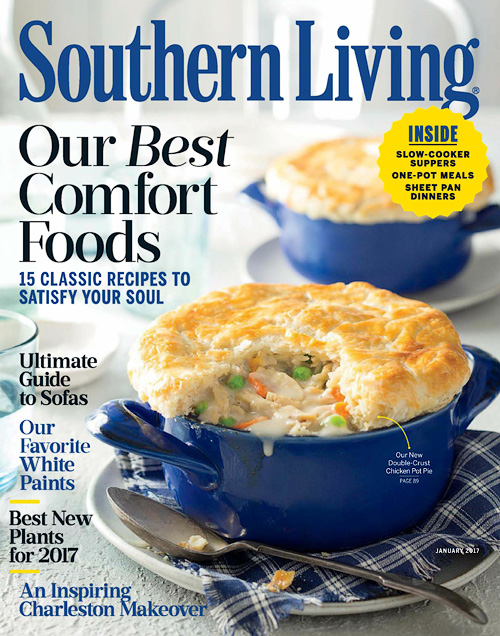 Southern Living - January 2017