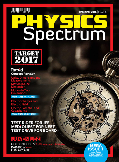 Spectrum Physics - December 2016
