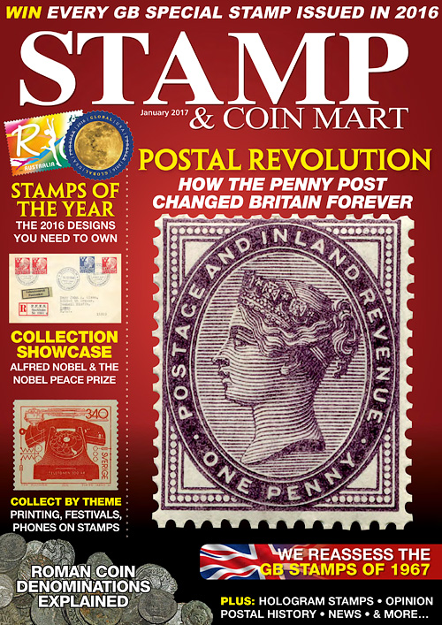 Stamp & Coin Mart - January 2017