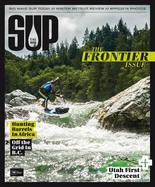 SUP Magazine - Winter 2017