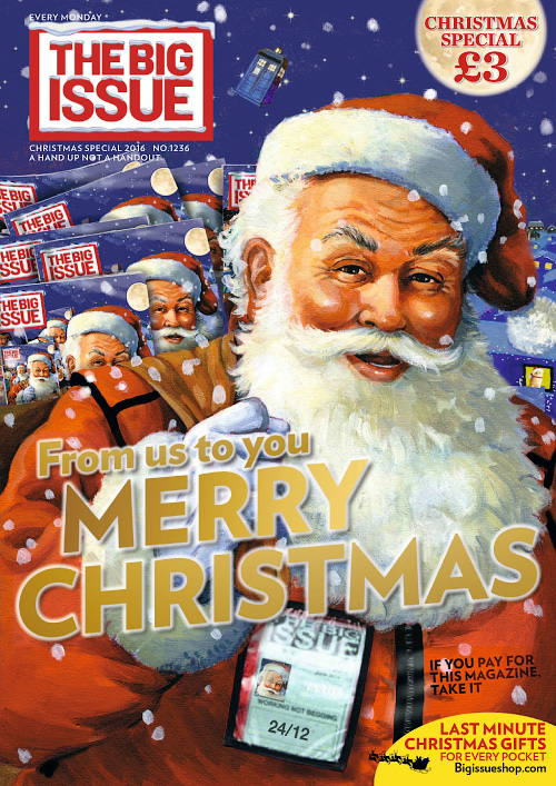 The Big Issue - December 19, 2016