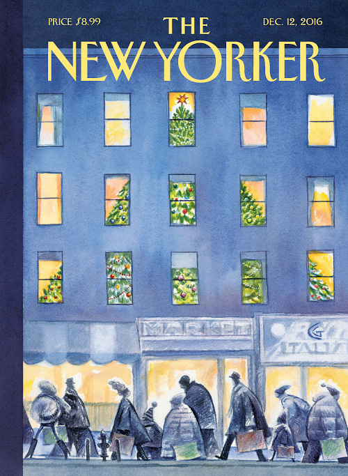 The New Yorker - 12 December 2016