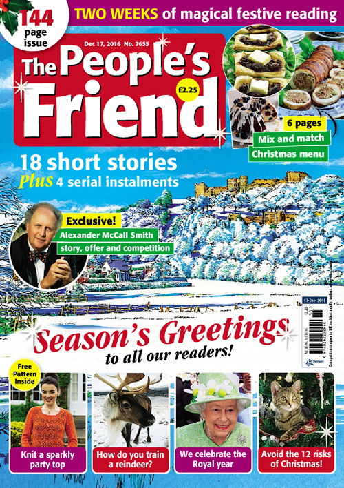 The People's Friend - December 17, 2016