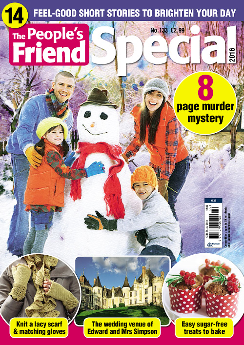 The People's Friend Special - Issue 133, 2016