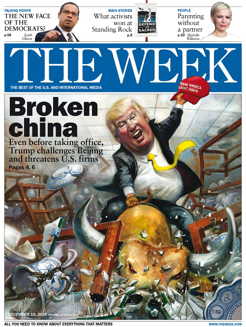 The Week USA - December 16, 2016