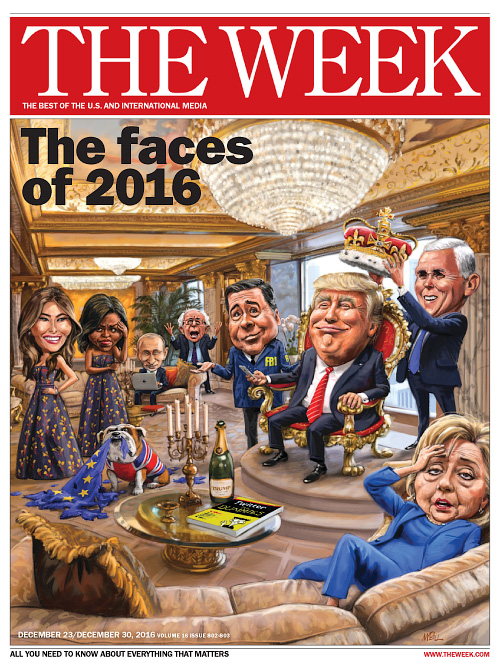 The Week USA - December 23, 2016