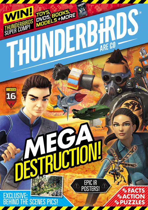 Thunderbirds Are Go - 7 December 2016