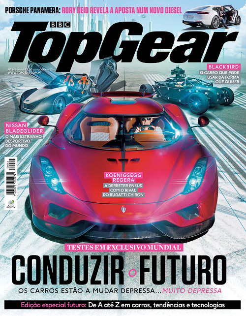Top Gear Portugal - Outubro 2016
