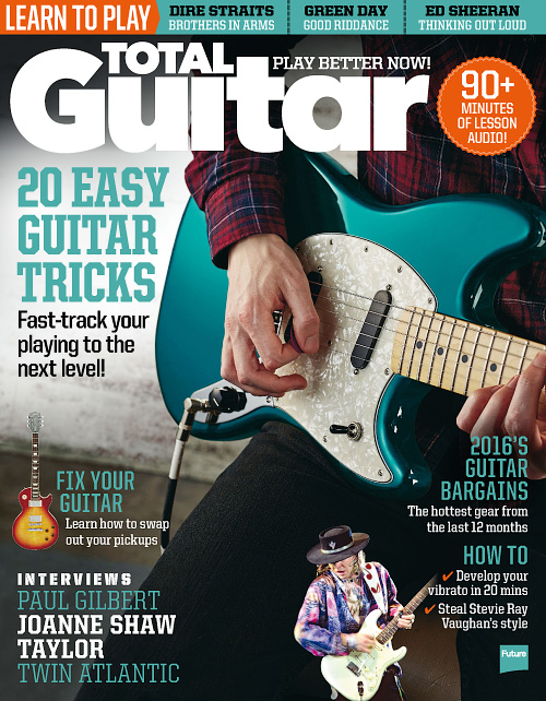 Total Guitar - January 2017