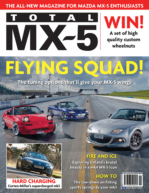 Total MX-5 - Issue 2, Winter 2016